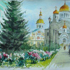 Лето в Серафимо -Дивеевском монастыре