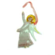 Ангел на подвеске ручная работа монастыря