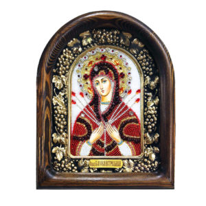 Образ Божией Матери «Семистрельная»