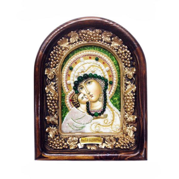 Образ Божией Матери «Владимирская»