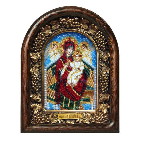 Образ Божией Матери «Всецарица»