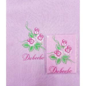 Полотенце сувенирное вафельное с символикой Дивеево