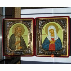 Батюшка Серафим Саровский и Умиление Пресвятой Богородицы