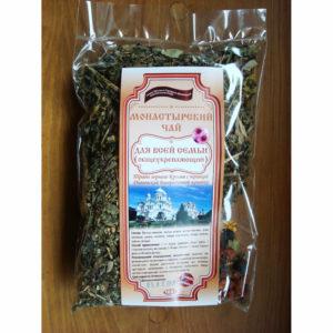 """Монастырский чай """"Для всей семьи (Общеукрепляющий)"""""""