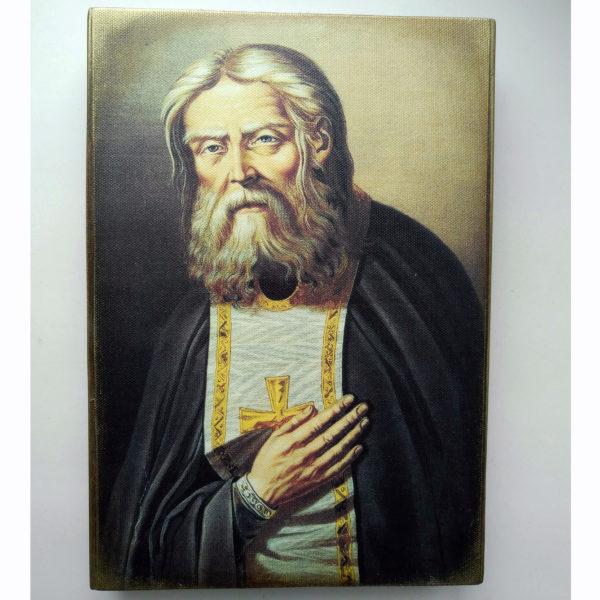Икона Преп. Серафим Саровский