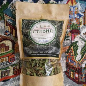 Монастырский чай ручной работы