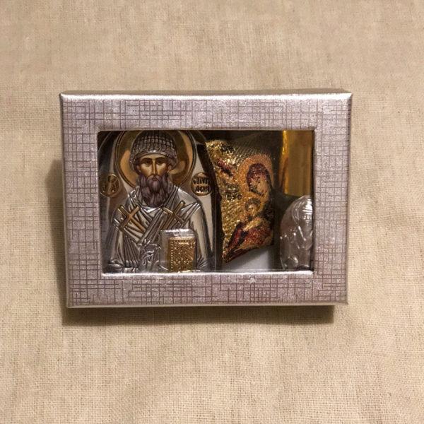 Набор святынь от Спиридона Тримифунтского