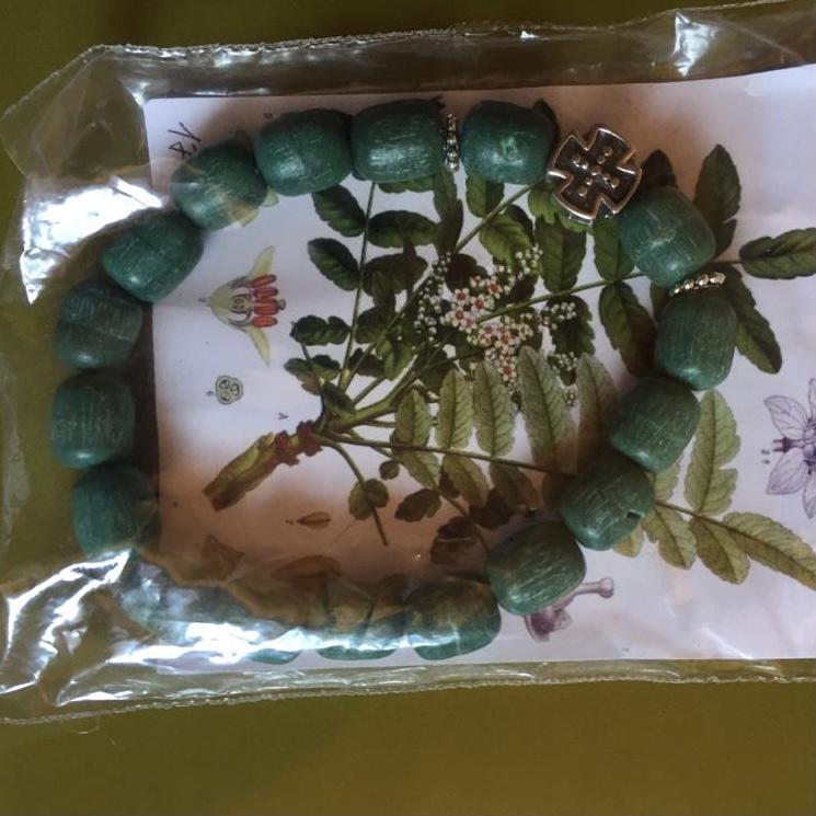 Четки из ладана с изысканным и неповторимым ароматом (зелёные)