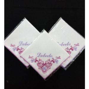 Платочки сувенирные с символикой Дивеево