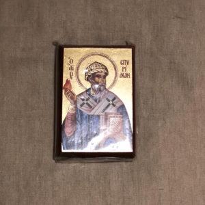 Икона Спиридона Чудотворца